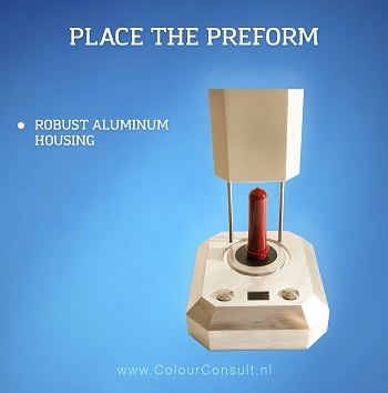 Colour Consult P1 preform transmission instrument image 03