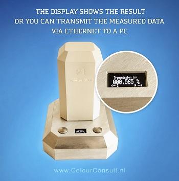 Colour Consult P1 preform transmission instrument image 05